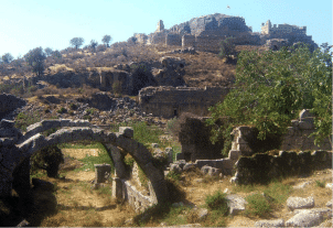 <span>The Ancient City of Telmessos</span>