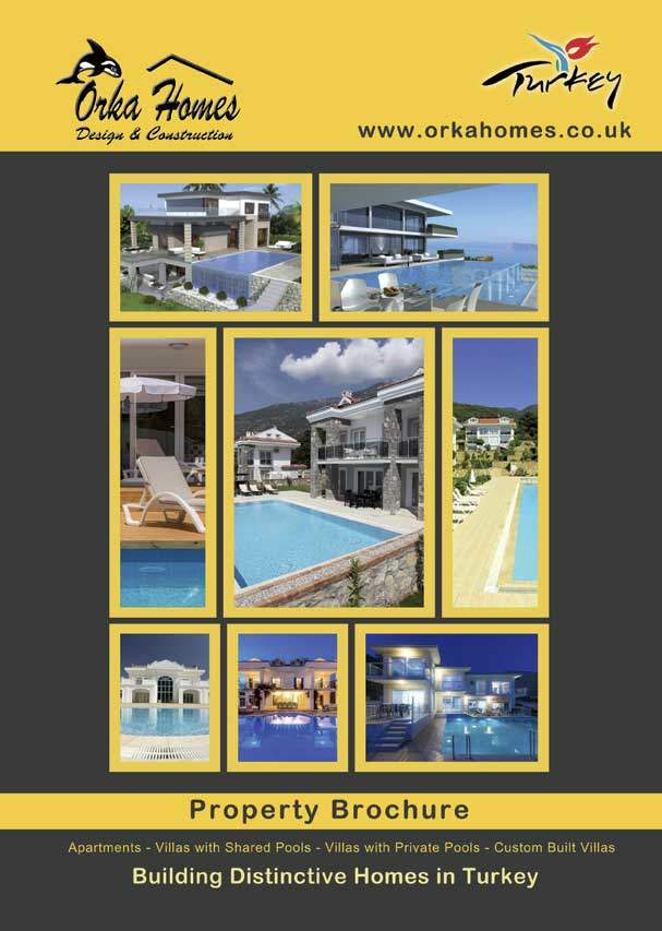 Orka Homes Online Brochure Pack available to view and download