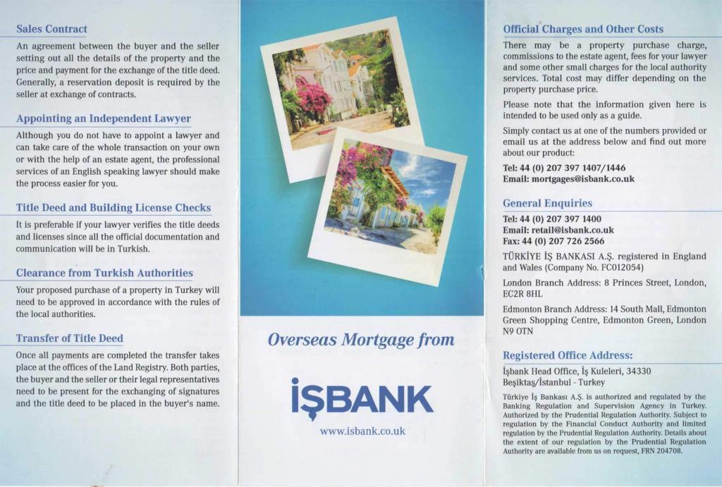 <span>Turkish Mortgages</span>